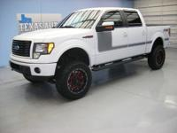 FX4 PACKAGE - 4X4 - FX4 OFF ROAD - LIFTED - ECOBOOST -