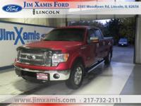 Priced below NADA Retail!!! This ready 2012 Ford F-150
