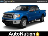 2012 Ford F-150 Our Location is: AutoNation Ford Mobile