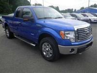 2012 Ford F-150 XLT CARFAX: Buy Back Guarantee, Clear