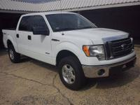 ECOBOOST CREW CAB 4WD. White Hot! Turbo! Forrester
