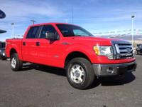 2012 Ford F-150 Crew Cab Pickup - Short Bed XLT Our