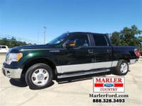 Exterior Color: green gem, Body: Crew Cab Pickup,