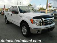 Options:  2012 Ford F-150 Fx2 4X2 4Dr Supercrew