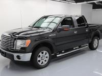 This awesome 2012 Ford F-150 comes loaded with the