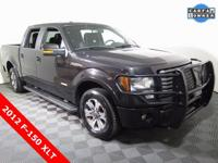 2012 Ford F-150 FX2 Super Crew with a 3.5L EcoBoost