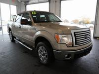 Options:  2012 Ford F-150|Gold|Hey! Look Right Here!