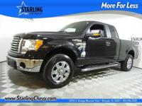 F-150 XLT, 5.0L V8 FFV, 6-Speed Automatic Electronic,