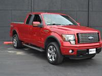 This 2012 Ford F-150 FX4 SuperCab 6.5-ft. Bed 4WD