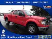 Used 2012 Ford F-150, DESIRABLE FEATURES: REMOTE START,