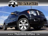 Options:  2012 Ford F-150 4X4|4X4 Fx4 4Dr Supercrew