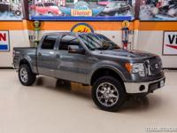 2012 Ford F-150 Lariat 4x4  Gorgeous Sterling Gray 2012
