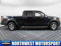 Clean Carfax One Owner 4x4 Truck with A/C Seats!
