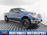 One Owner Clean Carfax Truck With EcoBoost!  Options: