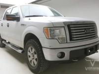 This 2012 Ford F-150 XLT Texas Edition Crew Cab 4x4 is