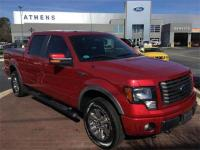 **** CLEAN CARFAX **** LOCAL TRADE **** FX4 *** SUNROOF