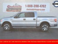 Options:  2012 Ford F-150|Aluminum/Alloy Wheels|Fixed