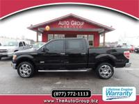 Options:  2012 Ford F-150 Visit Auto Group Leasing