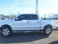 4WD. Turbo! Short Bed! This terrific 2012 Ford F-150 is