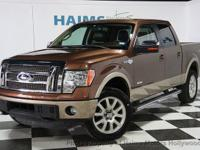 Won't Last Long Fully Loaded 2012 Ford F-150 King