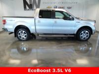 *EcoBoost 3.5L V6,SHORT BOX,POWER SUNROOF,REMOTE