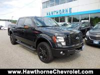 Carfax One Owner 2012 Ford F-150 FX4 SuperCrew 4WD