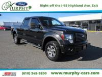 This outstanding example of a 2012 Ford F-150 FX4 is