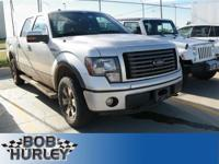 Look at this 2012 Ford F-150 FX4. Its Automatic