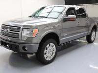 This awesome 2012 Ford F-150 4x4 comes loaded with the