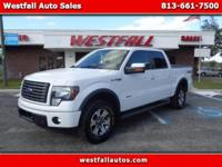 A very nice truck!! Leather Seats with both air
