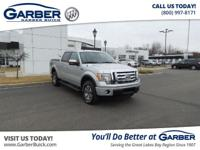 Introducing the 2012 Ford F-150 FX4! Featuring a 3.5L