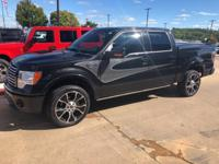 Recent Arrival! Ford F-150 Harley-Davidson AWD