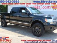 Scores 16 Highway MPG and 12 City MPG! This Ford F-150