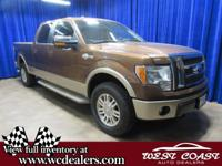 ***King Ranch Edition***, ***Heated & Cooled Power