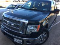 We are excited to offer this 2012 Ford F-150. Your