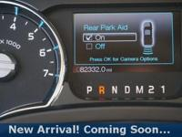 2012 Ford F-150 Lariat in Oxford White, This F-150