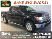 New Price! 2012 Ford F-150 Lariat Clean CARFAX.
