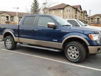 PRICED TO MOVE $1,400 below Kelley Blue Book! Lariat