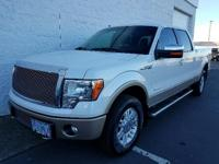 Lariat trim. Very Nice, LOW MILES - 45,750! Heated