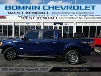 Options:  2012 Ford F-150 Lariat|Blue|2012 Ford F-150