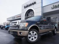 F-150 Lariat, 4D SuperCrew, and 4WD. Lariat Chrome