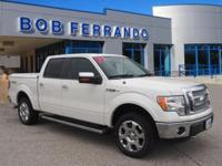Options:  2012 Ford F-150 Lariat|Miles: 22092Color: