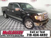 Immaculate 2012 Ford F-150 Lariat SuperCrew with 4x4,
