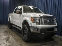 Clean Carfax 4x4 Lifted Truck with Premium Wheels!