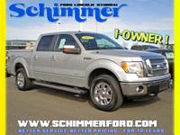 Used 2012 Ford F-150 Lariat 4WD Sunroof Nav in stock at
