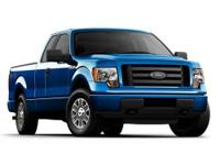 2012 FORD F-150 Pickup Truck 2WD SuperCab 145""