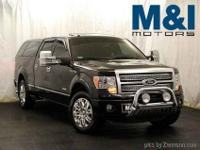 2012 F150! PLATINUM! LOADED UP! NAVIGATION!