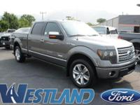 Options:  3.5L V6 Ecoboost Engine|Four Wheel Drive|Tow