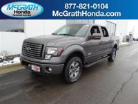 FX4 SuperCrew, 4WD, Alloy wheels, and Electronic
