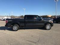 CARFAX One-Owner. 2012 Ford F-150 Platinum 4WD 6-Speed